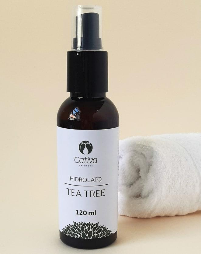 CATIVA NATUREZA HIDROLATO TEA TREE