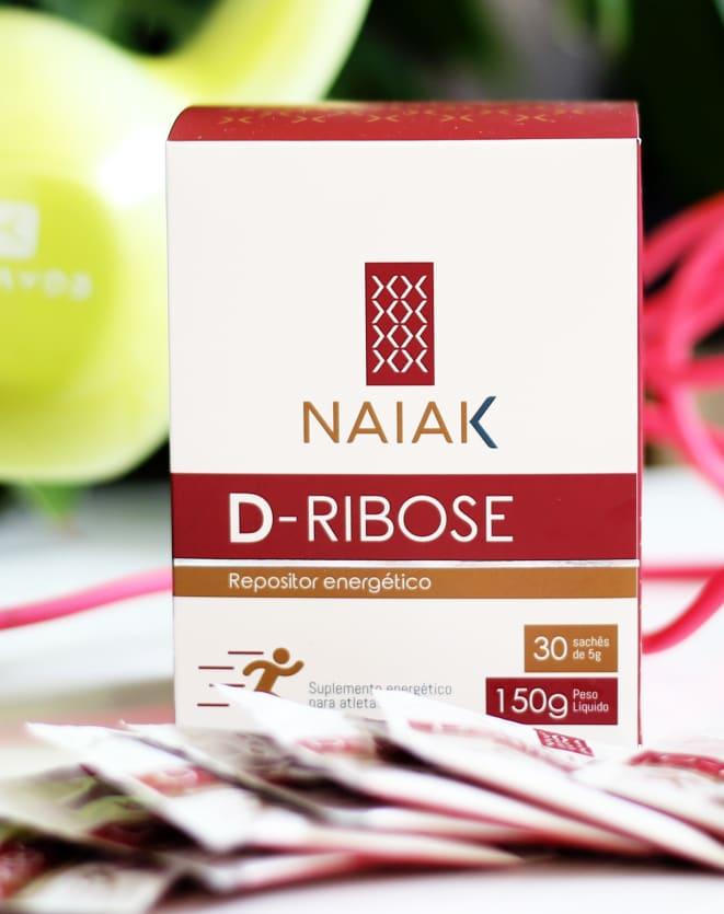 NAIAK D - RIBOSE 30 SACHETS - 5G