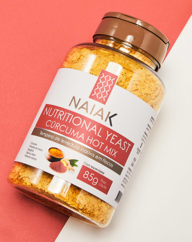 NAIAK NUTRITIONAL YEAST - 85G