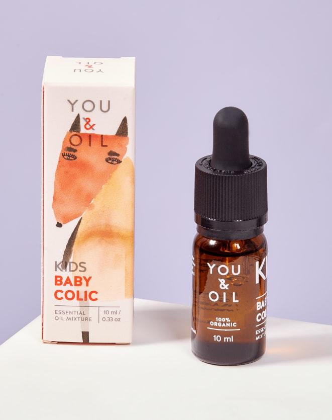 YOU & OIL ÓLEO ESSENCIAL INFANTIL
