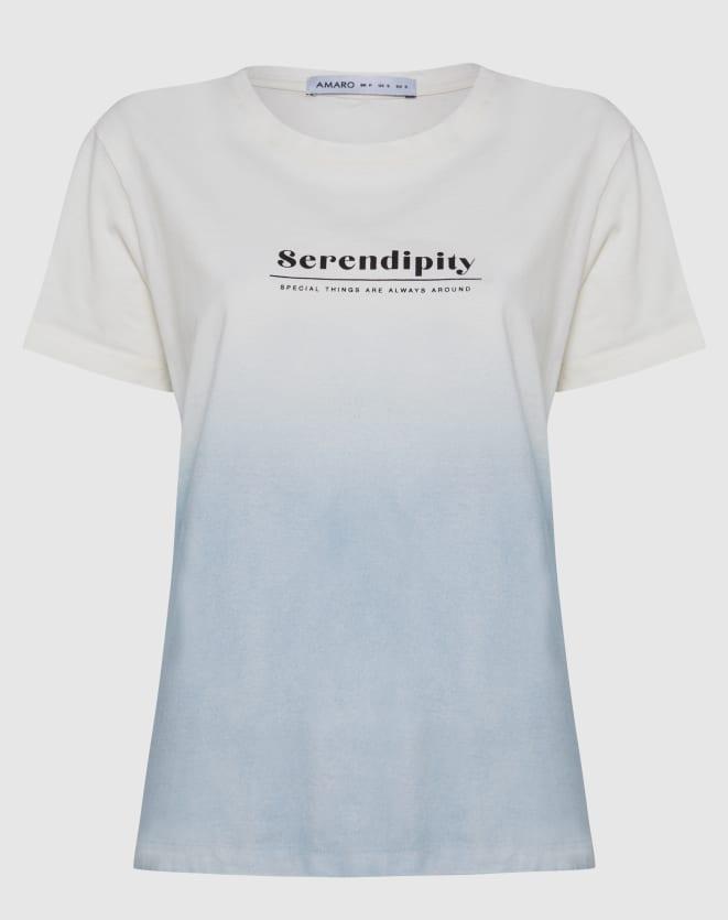 T-SHIRT SERENDIPITY