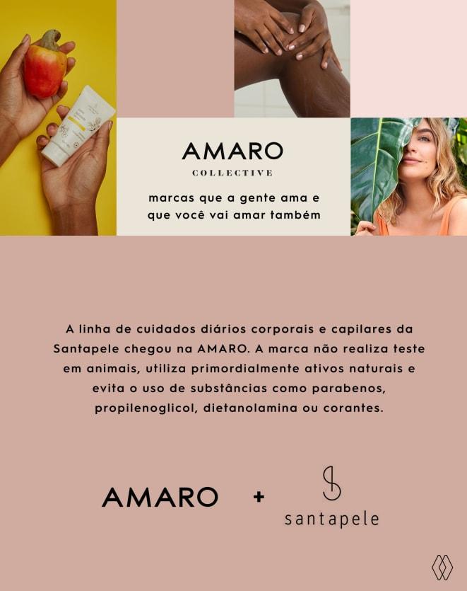 SANTAPELE CREME HIDRATANTE MÃOS ALTA PERFORMANCE - 45G