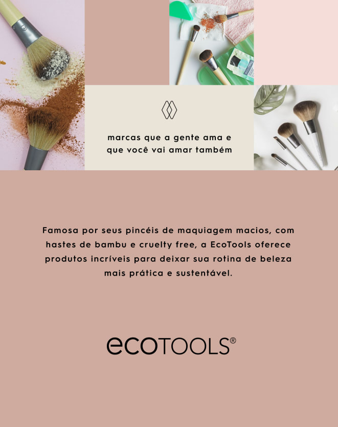 ECOTOOLS PINCEL FULL PÓ
