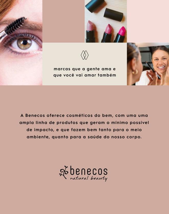BENECOS LÁPIS DE SOBRANCELHA NATURAL