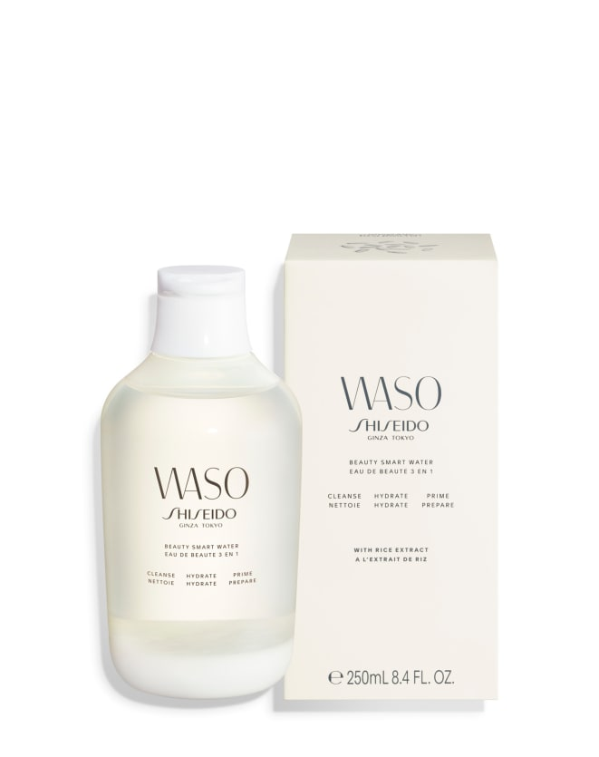 SHISEIDO ÁGUA DE LIMPEZA INTELIGENTE WASO BEAUTY SMART WATER - 250ML