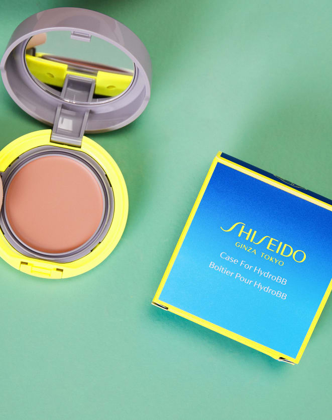 SHISEIDO ESTOJO PARA BASE COMPACTA CASE FOR HYDROBB COMPACT FOR SPORTS