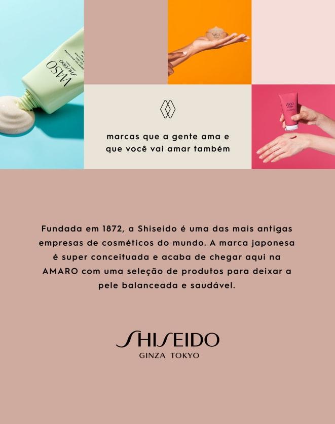 SHISEIDO LOÇÃO BALANCEADORA FACIAL WASO FRESH JELLY LOTION - 150ML