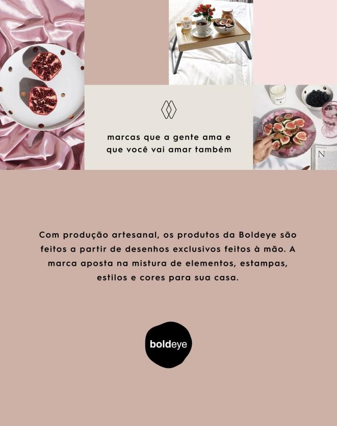 BOLDEYE PRATO DE SOBREMESA