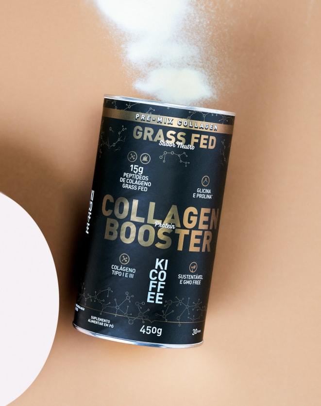 KICOFFEE COLLAGEN BOOSTER GRASS FED