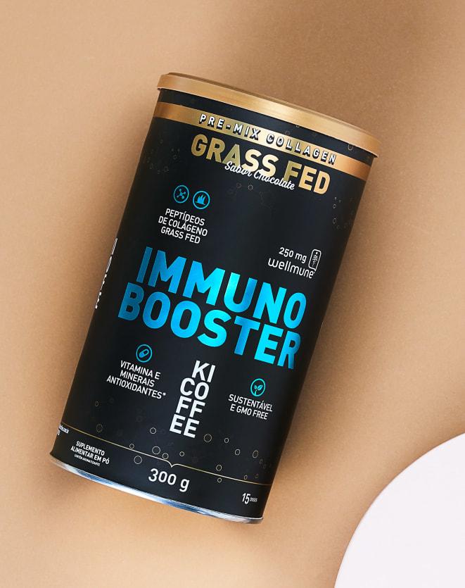 KICOFFEE IMMUNO BOOSTER