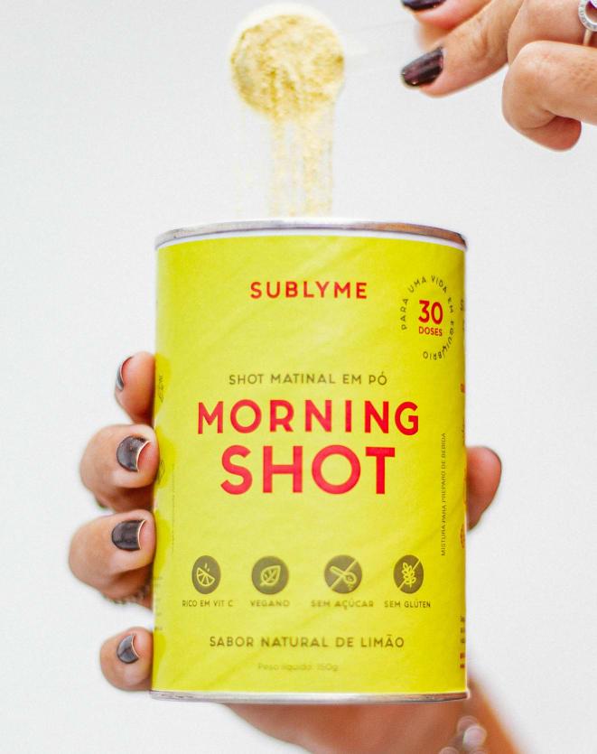 SUBLYME MORNING SHOT
