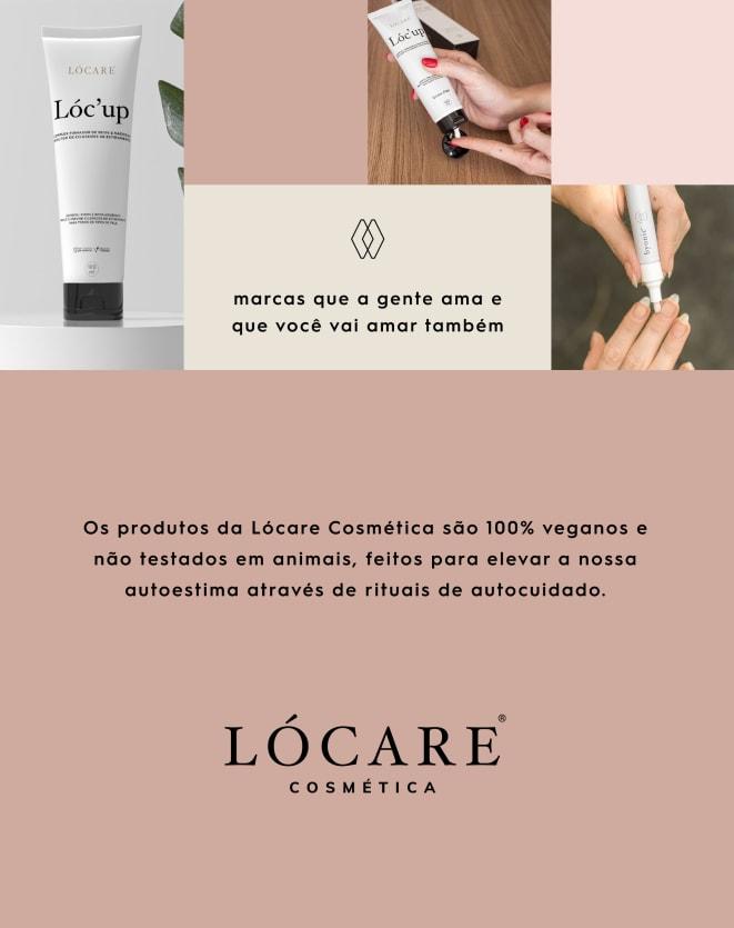LÓCARE CREME FIRMADOR ANTIESTRIAS - 100ML