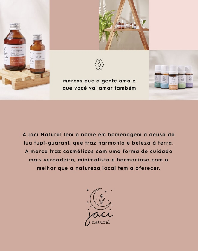 JACI ÓLEO ESSENCIAL - 10ML