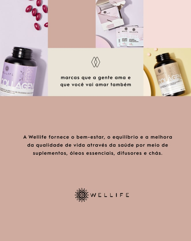 WELLIFE CHÁ FUNCIONAL