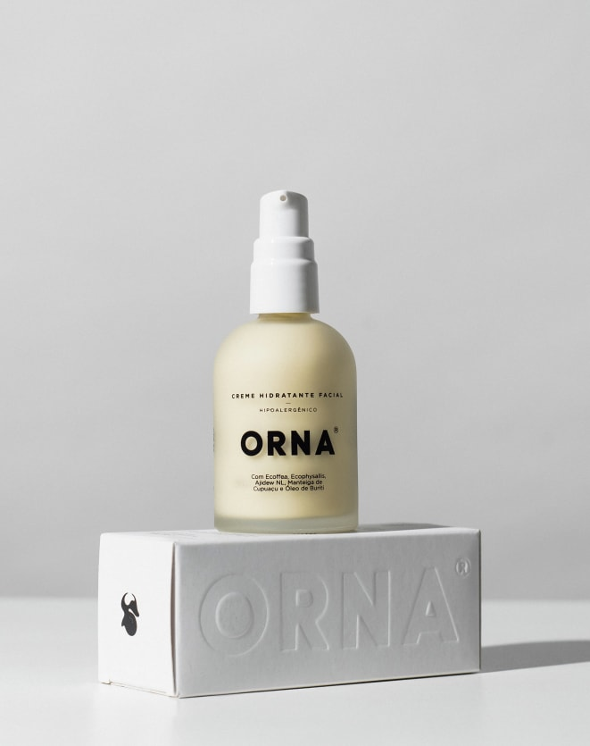 ORNA FORMULA - CREME HIDRATANTE FACIAL 60ML