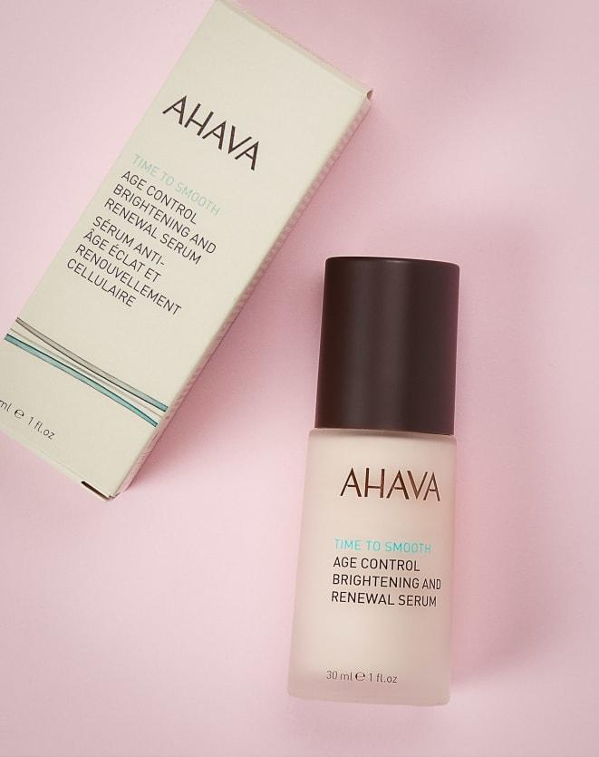 AHAVA AGE CONTROL BRIGHTENING AND RENEWAL SERUM - 30ML