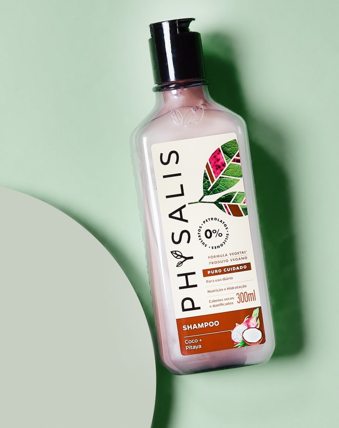 PHYSALIS SHAMPOO - 300ML