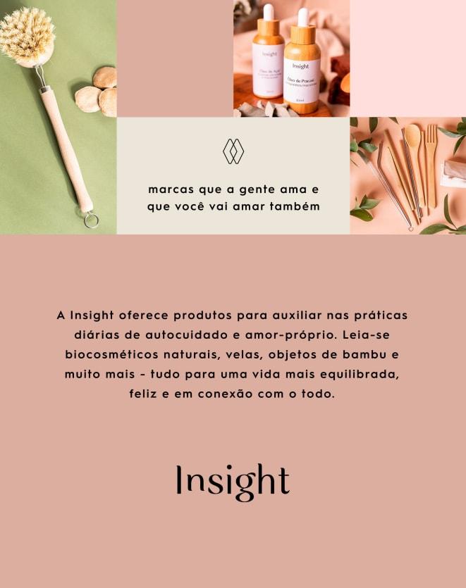 INSIGHT MANTEIGA DE CUPUAÇU
