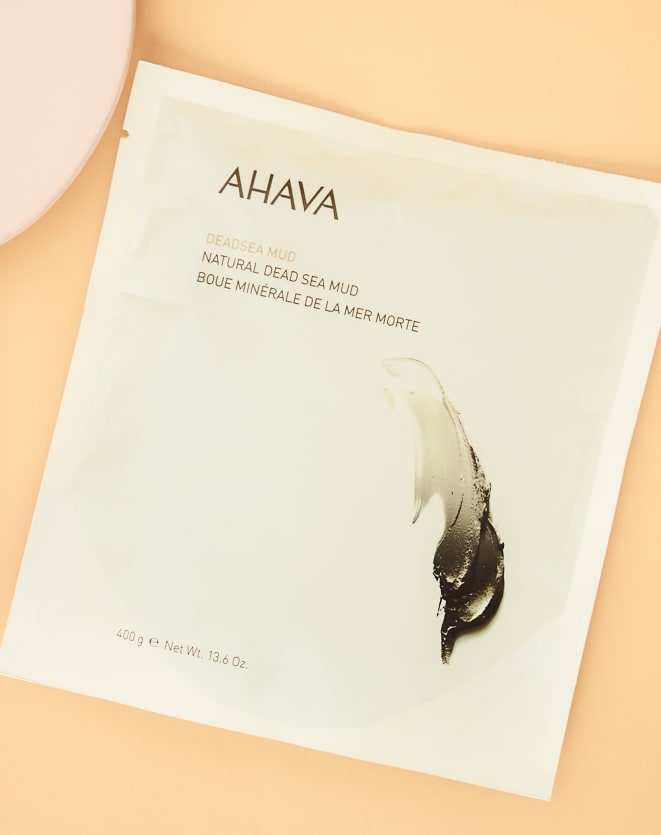 AHAVA NATURAL DEAD SEA BODY MUD - 400ML