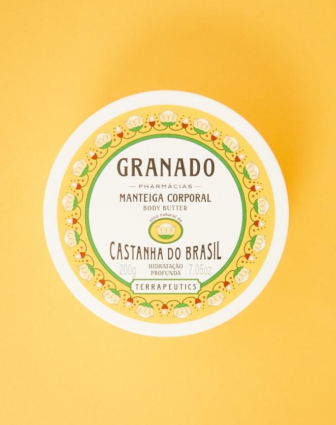 GRANADO MANTEIGA CORPORAL - 200G