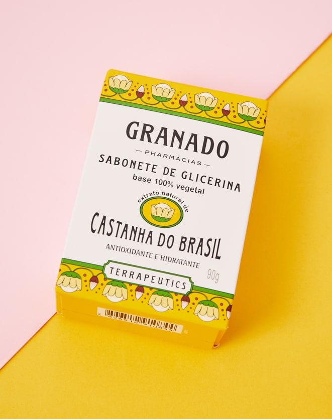 GRANADO SABONETE DE GLICERINA - 90GR