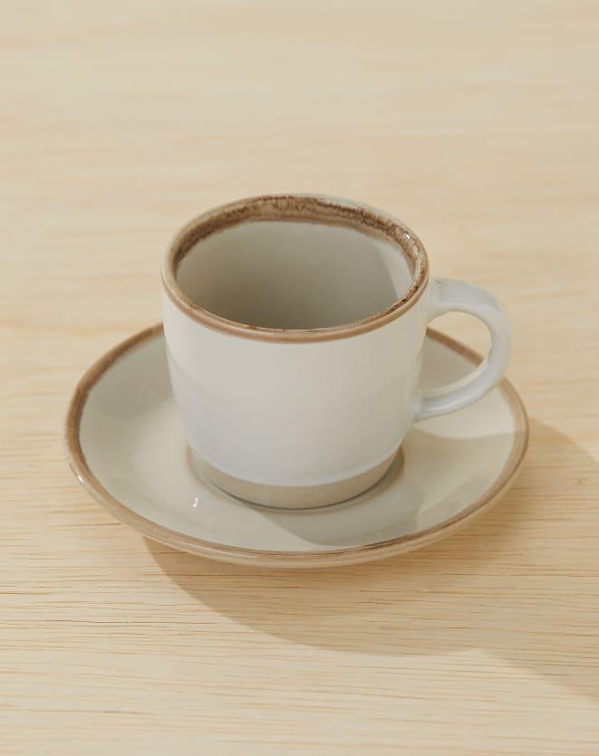 JOGO 4 PEÇAS XÍCARAS DE CAFÉ SOUL