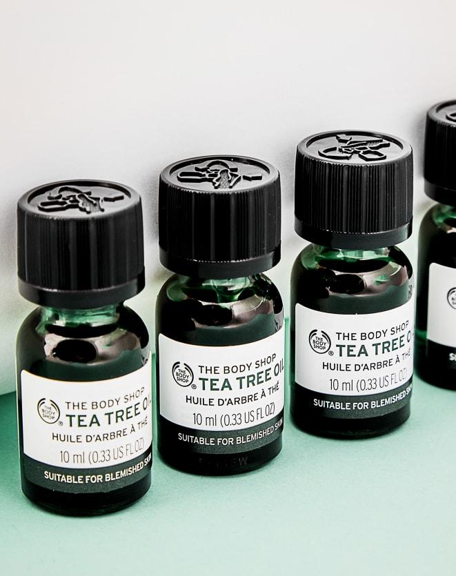 THE BODY SHOP ÓLEO DE TEA TREE -  10ML