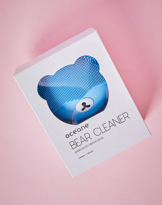 OCÉANE APARELHO DE LIMPEZA FACIAL - BEAR CLEANER