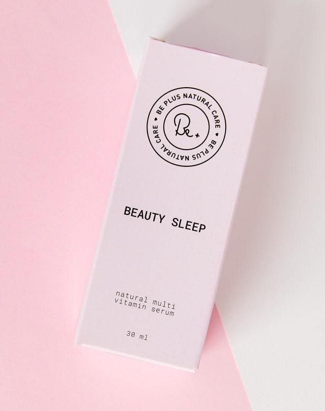BE PLUS NATURAL CARE SÉRUM MULTI VITAMINAS BEAUTY SLEEP - 30ML