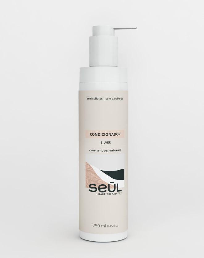SEUL CONDICIONADOR SILVER - 250ML