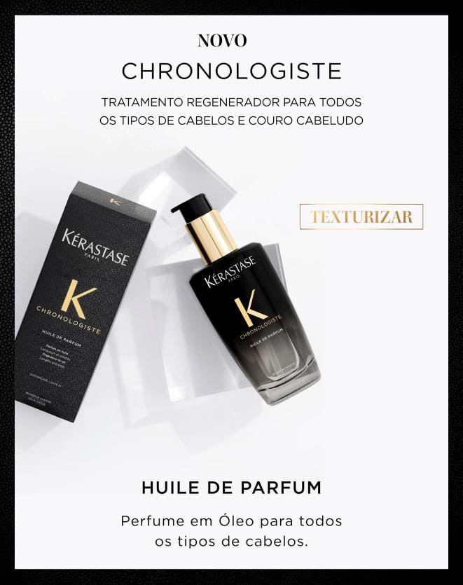 KÉRASTASE PERFUME EM ÓLEO CHRONOLOGISTE HUILE DE PARFUM - 100ML