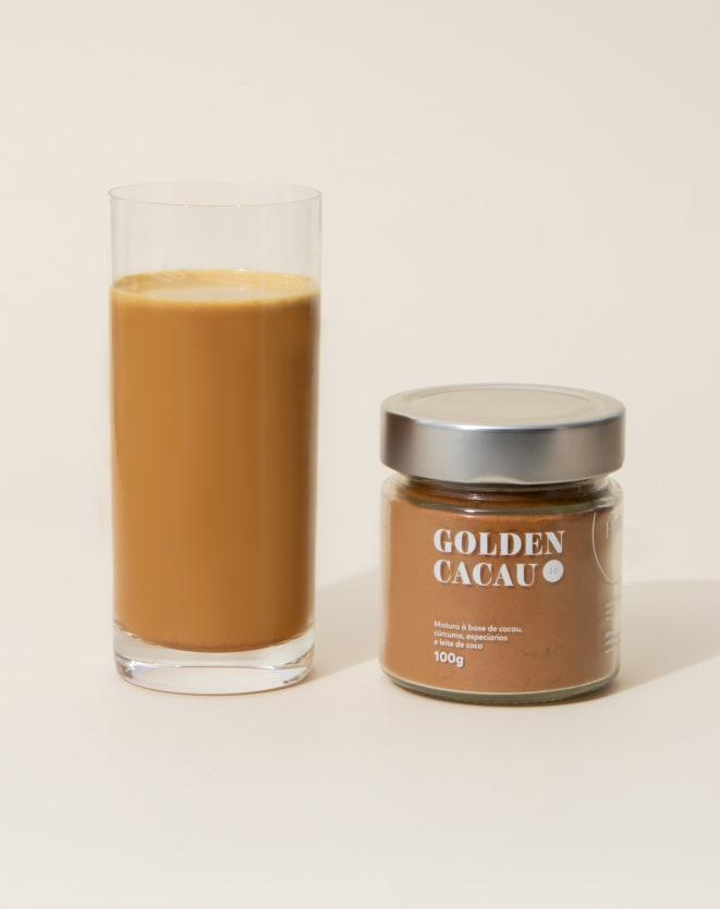 HOLISTIX GOLDEN CACAU - 100G