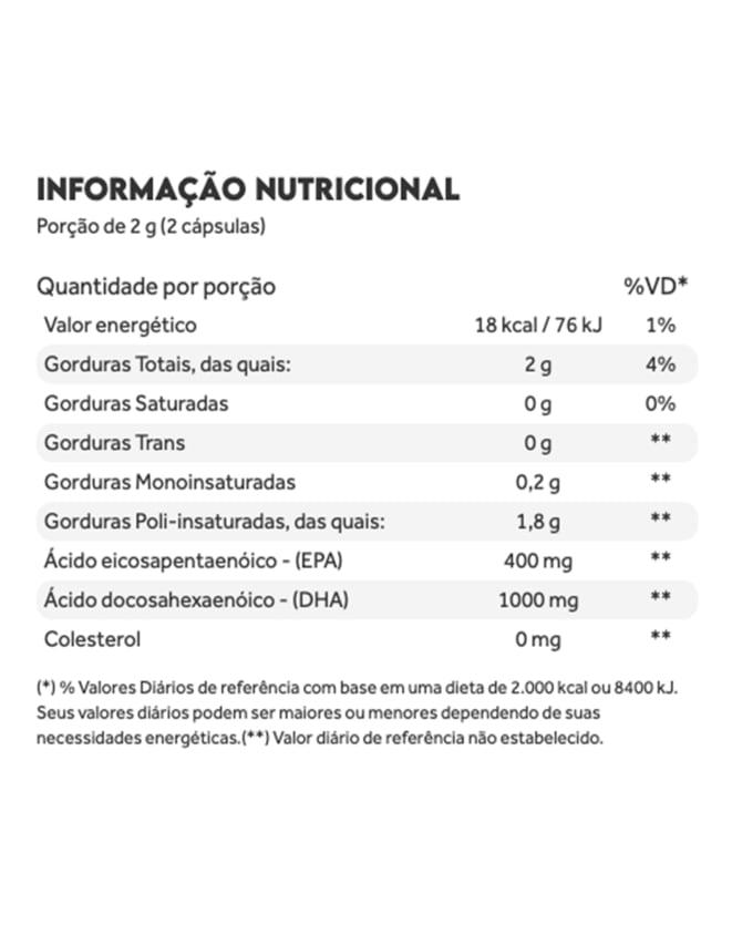 PURAVIDA OMEGA 3 DHA - 60 CAPSULAS