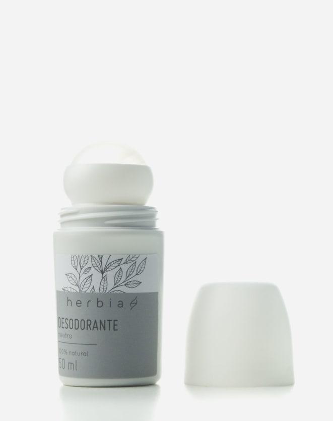 HERBIA DESODORANTE ROLL-ON - 50ML