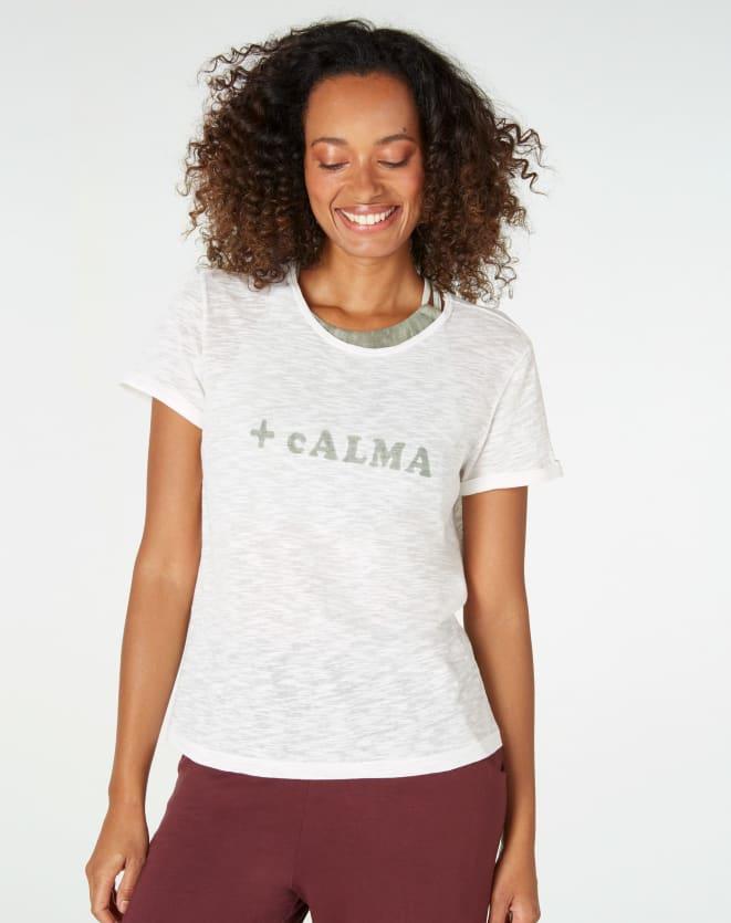 YOGINI CAMISETA + CALMA
