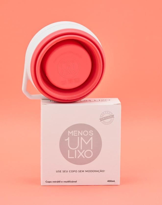 MENOS 1 LIXO COPO - 400ML