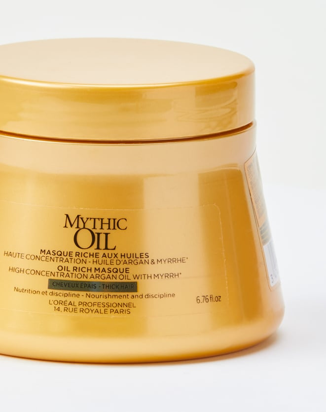 L'OREAL PROFESSIONNEL MÁSCARA DE TRATAMENTO MYTHIC OIL - 200ML