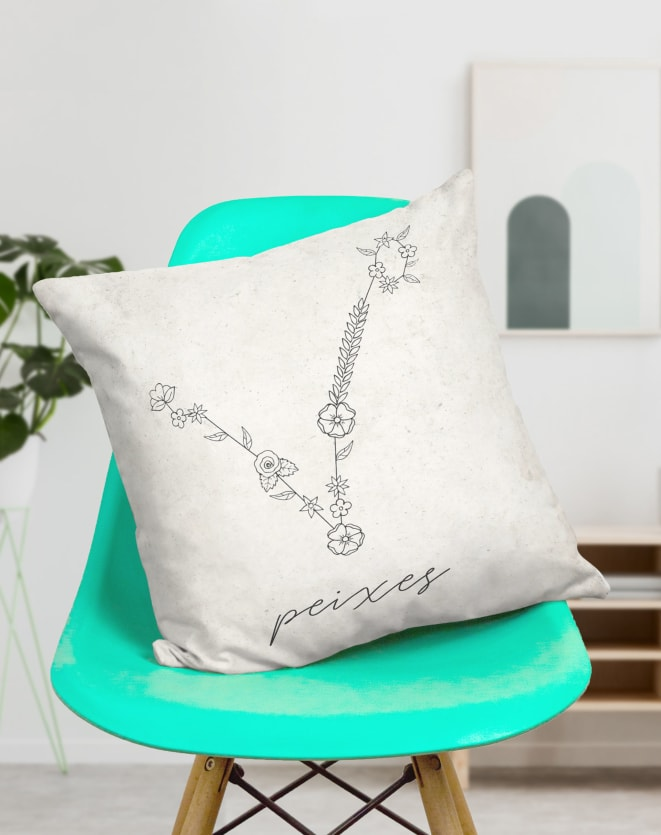 DESIGN UP LIVING CAPA DE ALMOFADA SIGNO 42X42