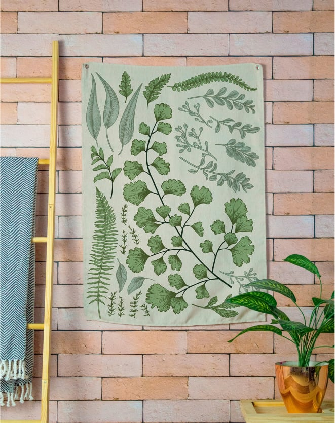 DESIGN UP LIVING TAPESTRY WALL 90X65