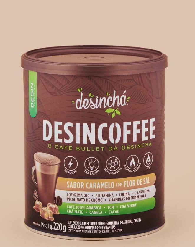 DESINCHÁ DESINCOFFEE - 220G