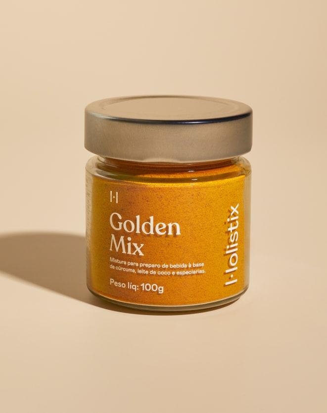 HOLISTIX GOLDEN MIX - 100G