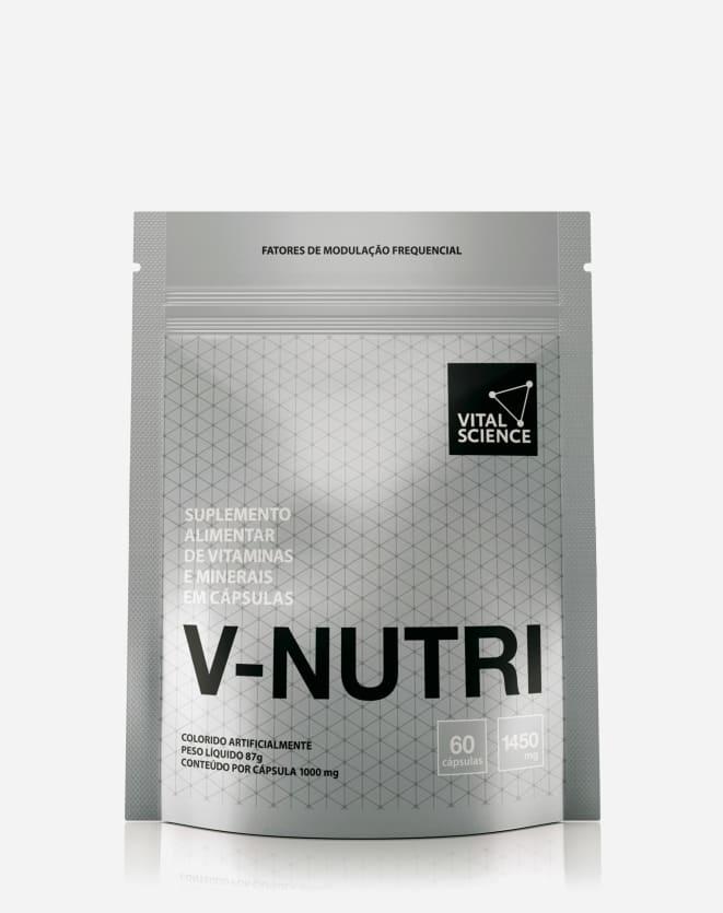 VITAL SCIENCE VITAMINA V-NUTRI