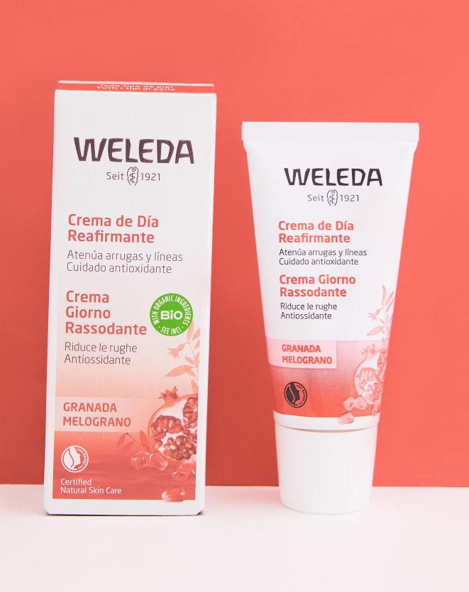 WELEDA CREME FIRMADOR DE ROMÃ DIA - 30ML