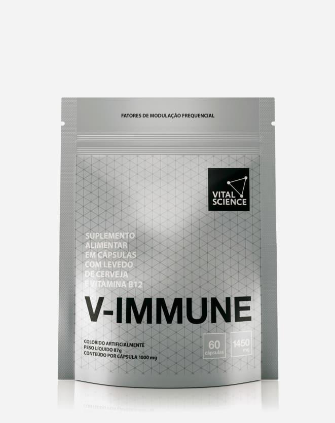 VITAL SCIENCE VITAMINA V-IMMUNE