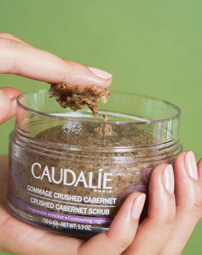 CAUDALIE ESFOLIANTE CRUSHED CABERNET - 150G