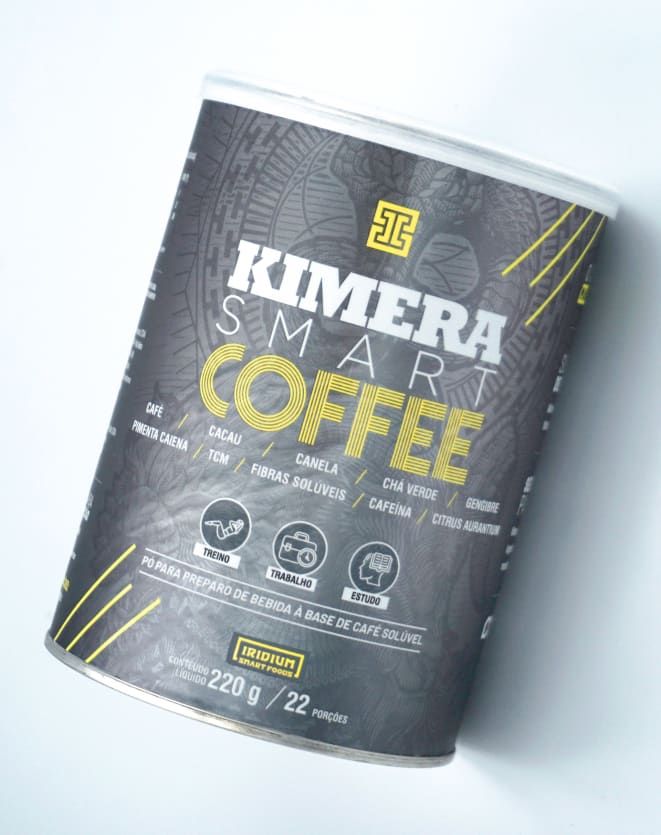IRIDIUM LABS KIMERA SMART COFFEE - 220G