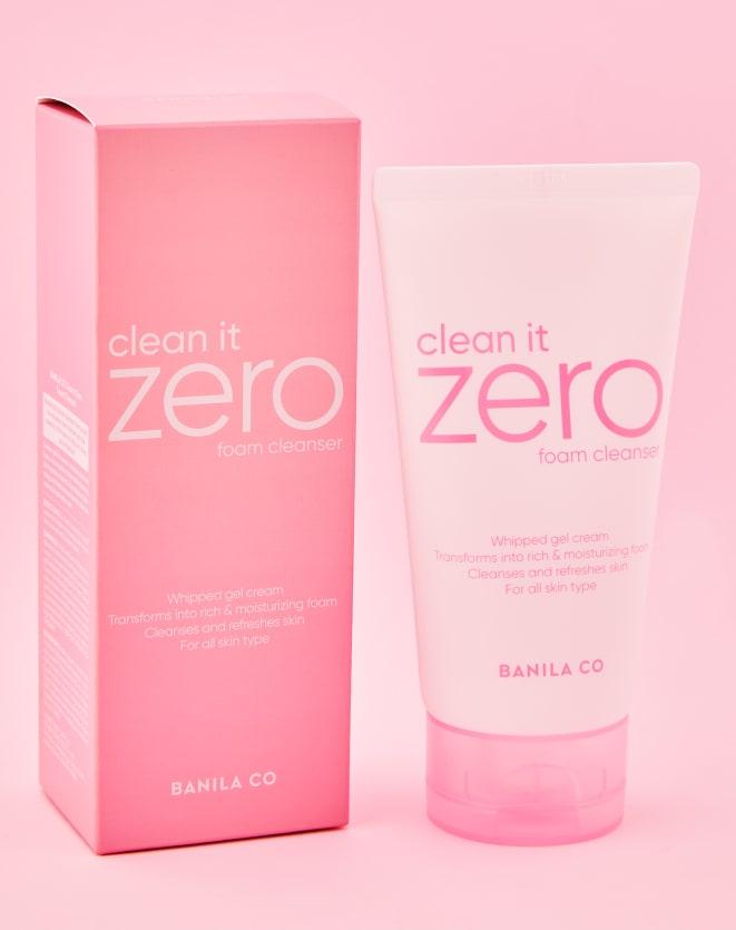 BANILA CO CLEAN IT ZERO FOAM CLEANSER - 150ML