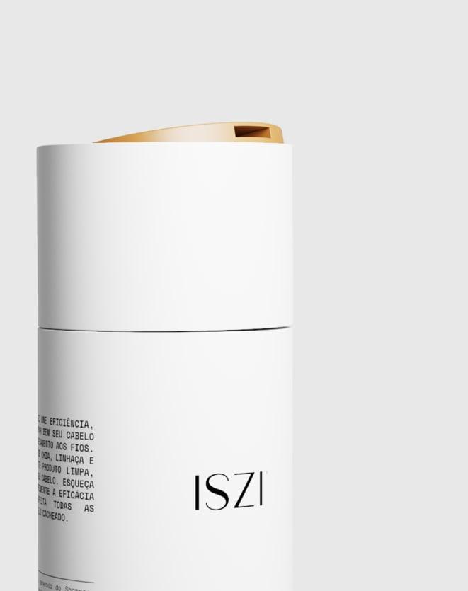 ISZI SHAMPOO CACHOS - 300ML
