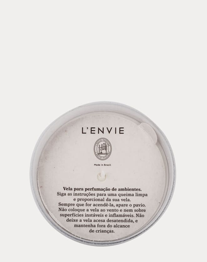 L'ENVIE VELA PERFUMADA CLASSIC - 190GR