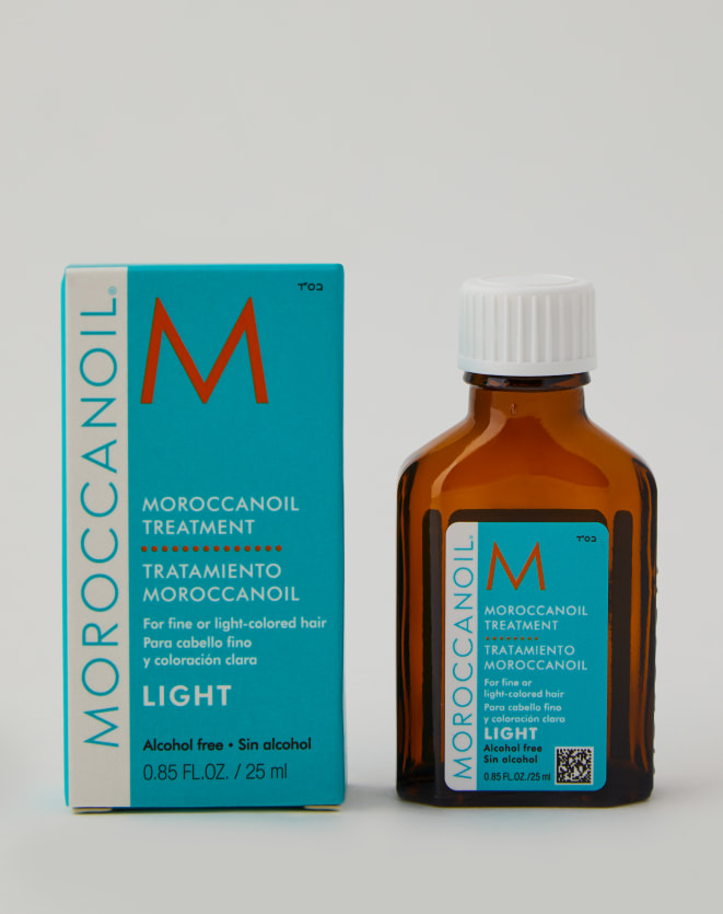MOROCCANOIL ÓLEO DE TRATAMENTO LIGHT - 25ML